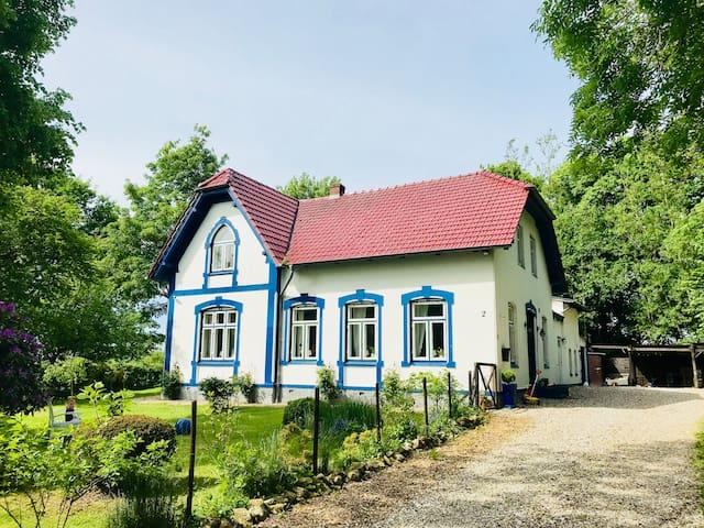 Pfauen - Haus  Bellig ( Gästezimmer)