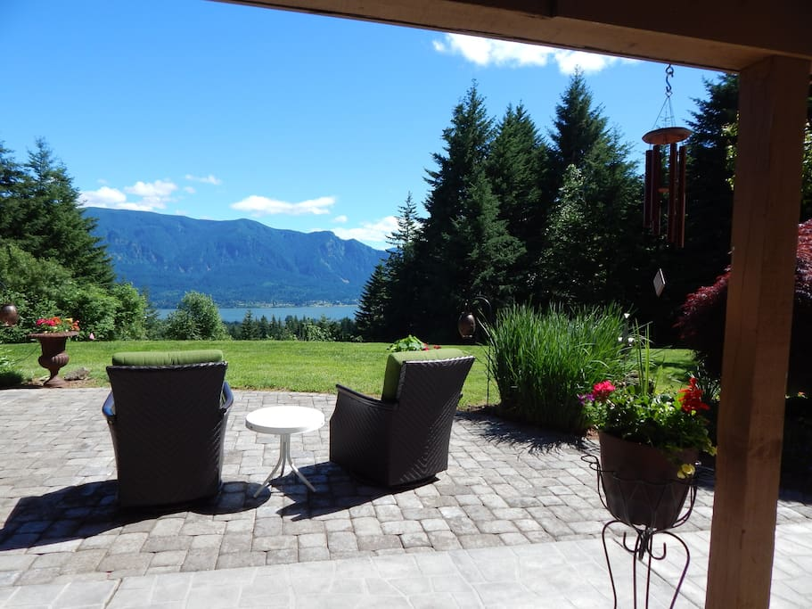 Gorgeous Suite With Stunning Columbia River Views Apartments For Rent In Stevenson Washington