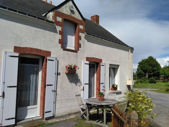 Gîte entre mer et Brière 30 à 70€ - Guérande - House