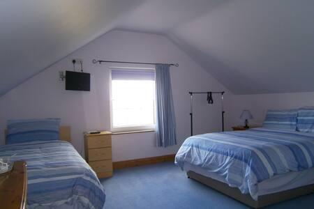 Room 4 - Bray Head Sea View