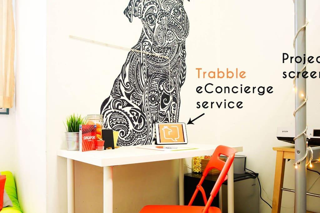Trabble Concierge Service