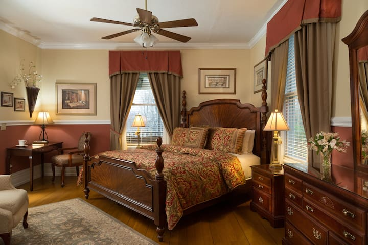 Grand Library Suite - Andon-Reid Inn