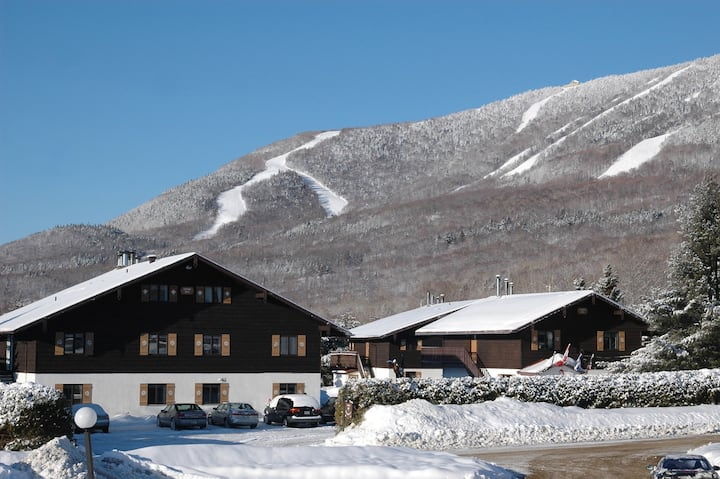 1 bedroom Swiss-style at Mont-Sainte-Anne