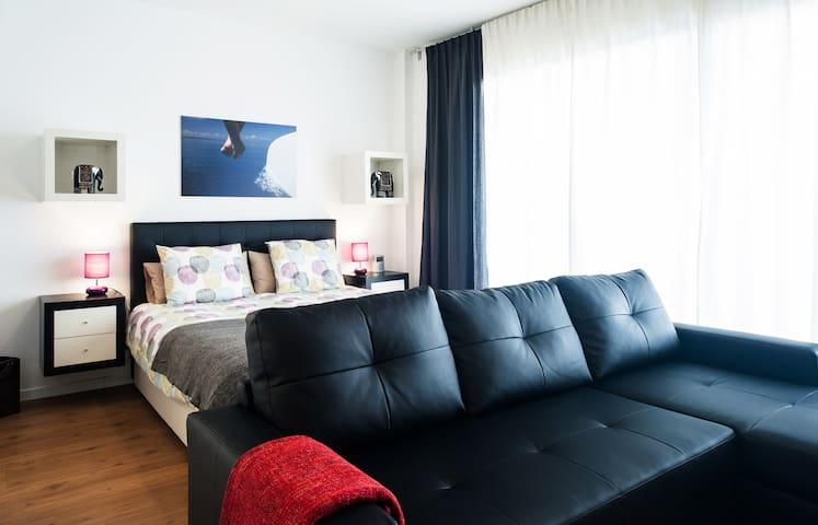 Elegante y centrico apartamento