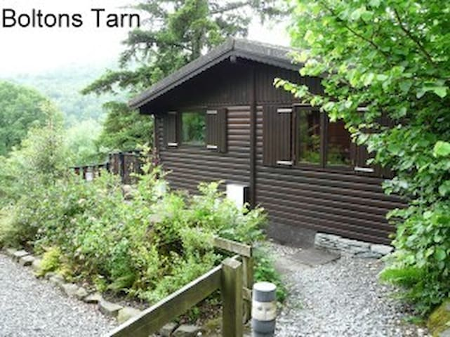 Boltons Tarn Luxury Log Cabins - Cumbria - Kabin