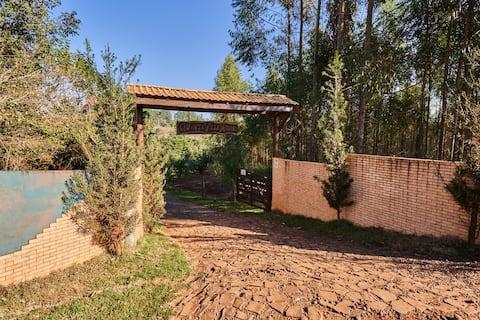 Chácara Lazer&Natureza  Braganey  Próximo Cascavel