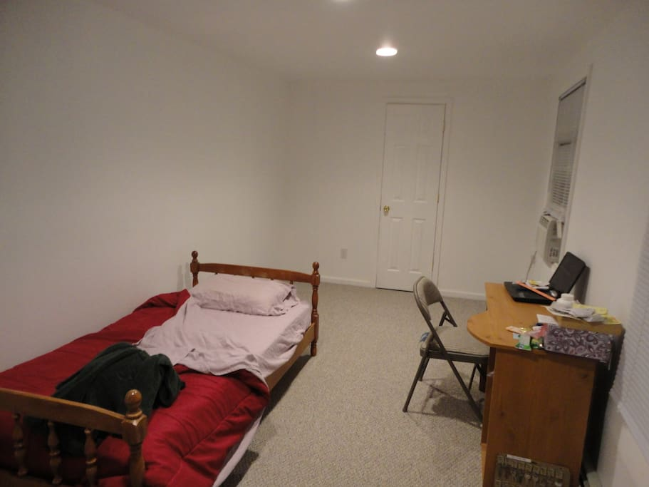 Bedroom 2: Spacious with ample natual light, also independent AC control in the room