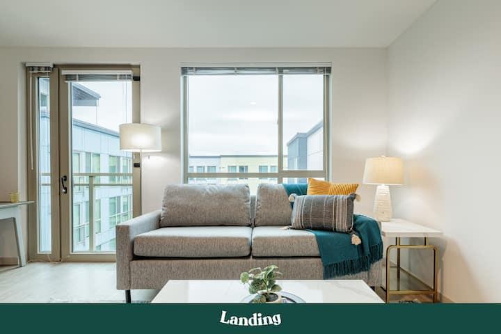 Landing | Modern Apartment with Amazing Amenities (ID152654)