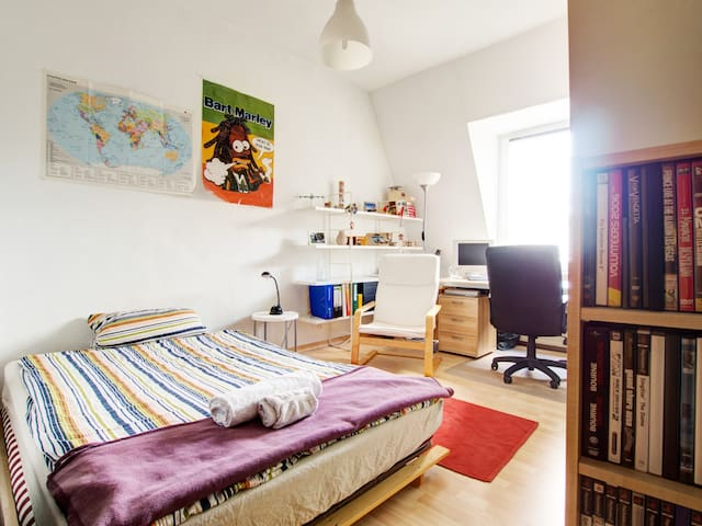 Frankfurt Room, DownTown, Bornheim - Frankfurt - Apartment