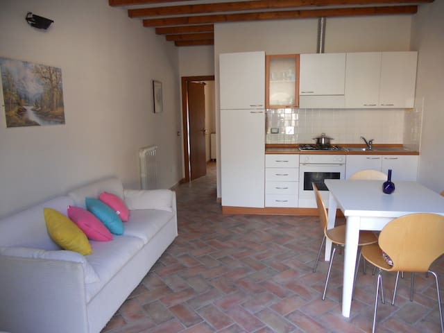 Townhouse in Tuscany - Vicchio - บ้าน