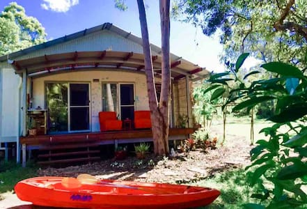 Noosa Lakeside Zen Paradise