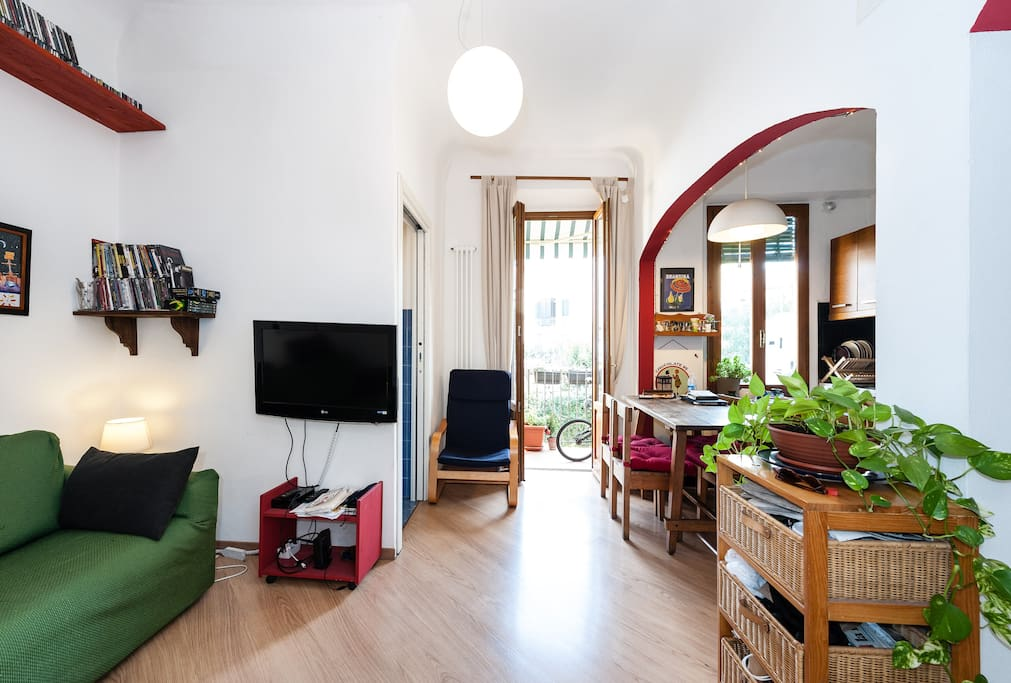Typical Florentine Apartment