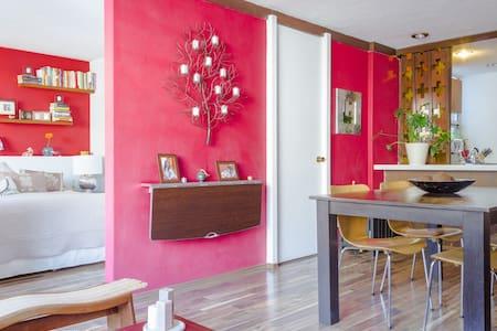 Nice and cozy apartment in Polanco. - Mexico City