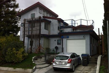 Room in Green Home in Castro Valley - Castro Valley