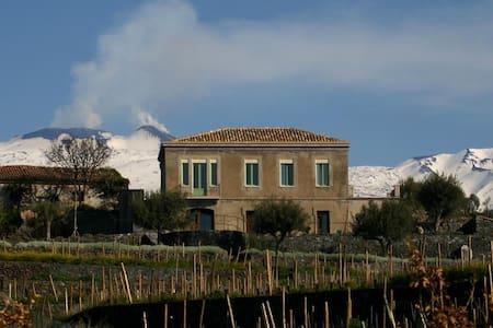 Sciaraviva, Etna country house - House