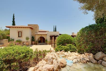 Villa UNIDERA - A True Paradise For Golfers In CY