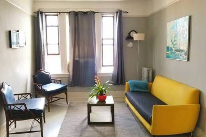 Sunny 1 BD - Close to Mt Sinai