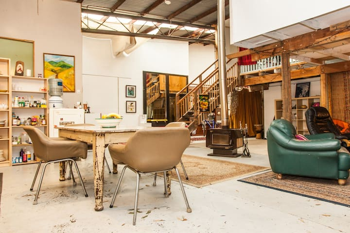 Central Sydney Warehouse Apt - Alexandria - Departamento