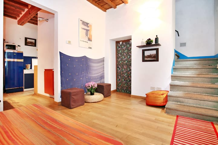 Charming and Cozy House in Florence - Florence - Flat