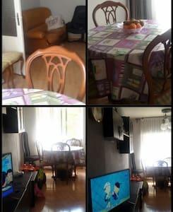 Habitacion en piso compartido - Madrid