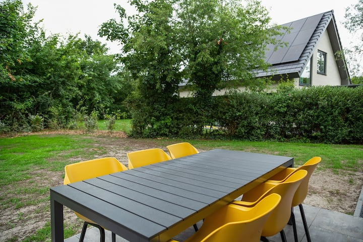 Luxury Holiday Home in Texel with Terrace