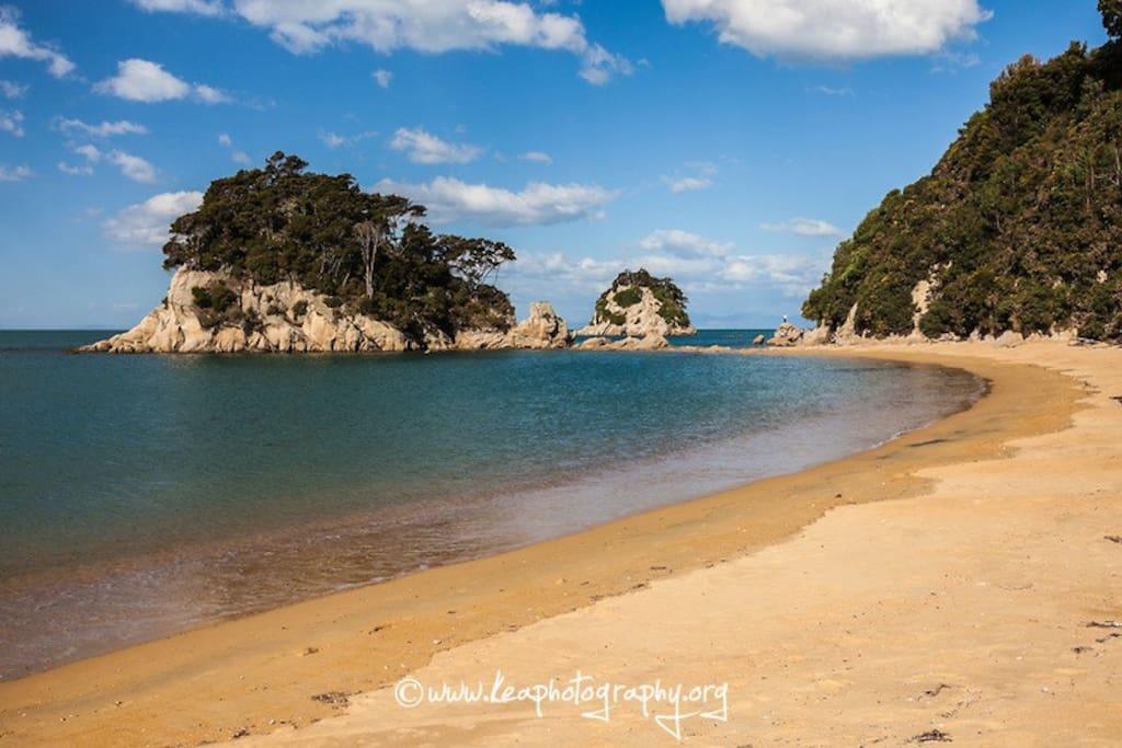 Little Kaiteriteri beach
