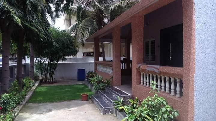 pimpri-chincwad,private room in spacious bungalow1