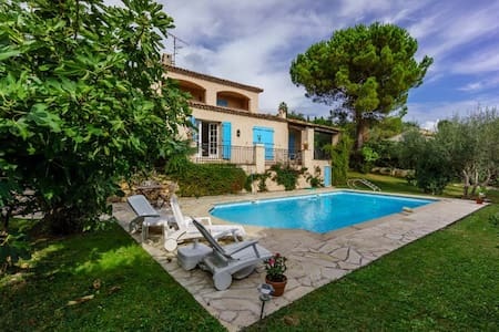 Villa les Bartavelles - Villa