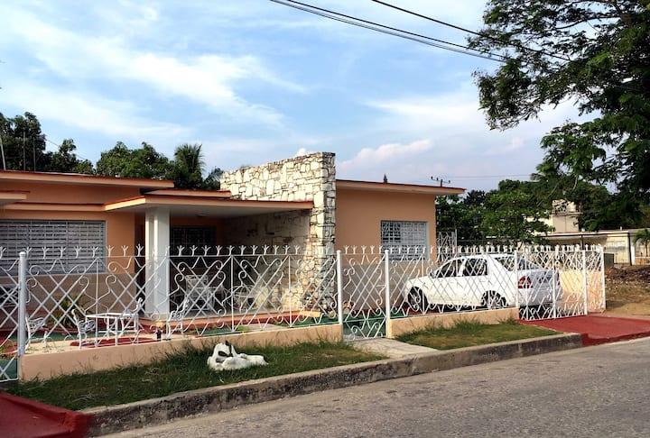 Casa Juanita. Dormitorio 1.