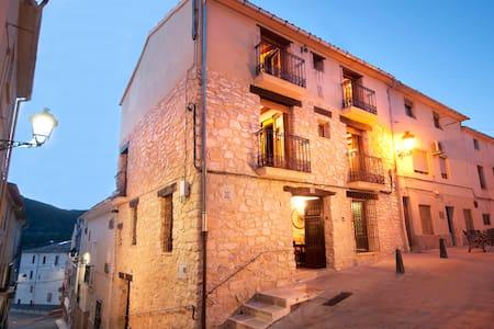 Casa Rural La Torre - La Torre de les Maçanes