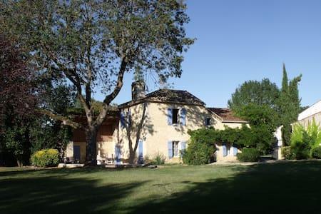 Maison Piscine privée,Tennis, Golf - Valence-sur-Baïse