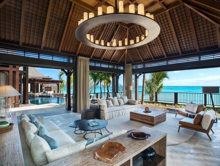 St. Regis Villa - Formal Living Room