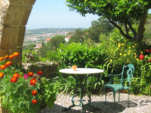 Perfect location with garden & pool - Sintra - Apartment