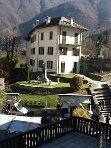 Alagna-Gressoney-home Scopello (VC) - Scopa