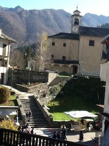 Alagna-Gressoney-home Scopello (VC) - Scopa - Apartment - 1