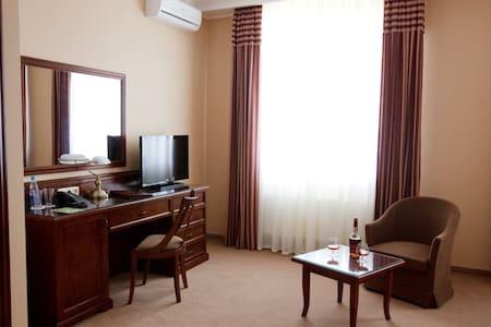 Luxury standard room. Free Wi-Fi. - Tiraspol