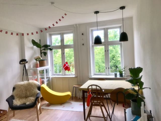 Cosy apartment with a Nice view