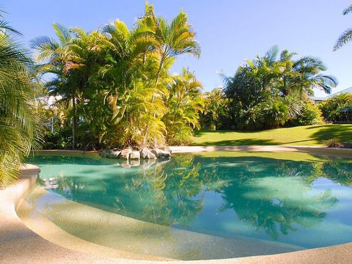 Emerald Springs Retreat