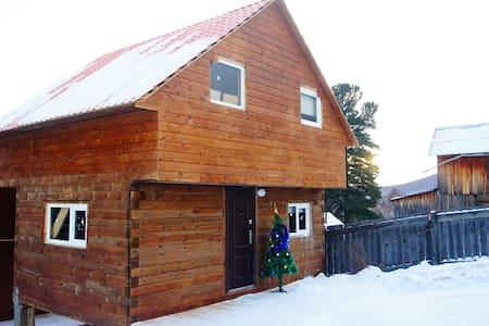 """中文ГAlex's house""""服务 - Irkutskiy rayon - Zomerhuis/Cottage"""