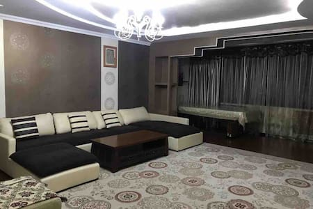 Comfortable apartments in the heart of Shymkent