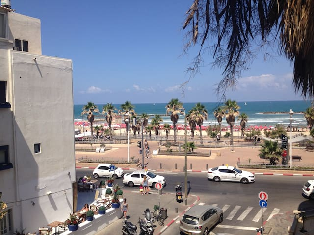 Stunning Sea View Apartment! - Tel Aviv-Yafo - Flat