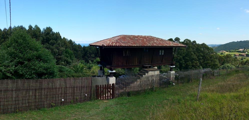 La Panera de Santa Olaya - Somado - Kabin