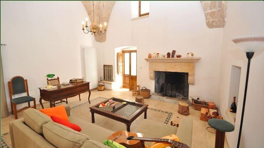 La casa di Vico Immacolata - Racale - Haus
