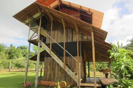 Casa Pequeña - Casa Tangara Todos - Bahía Drake