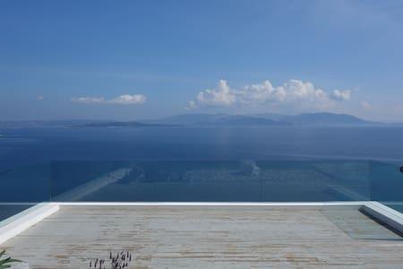 Attica Beach House - Dikastika - Dom