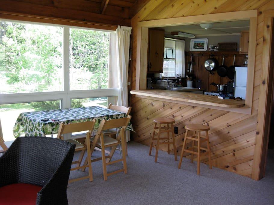 Lakefront Berkshire Cottage