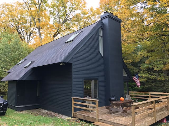Classic Stratton Ski House, great for families