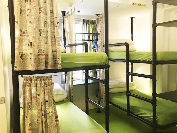 Standard 4 Bed Female Dorm Ensuite