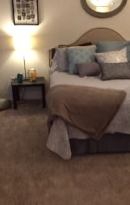 1 furnished & 1 unfurnished bedroom with private b