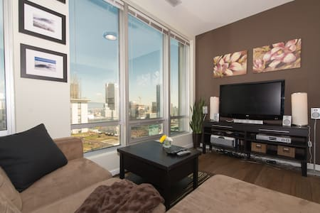 Heart of Downtown - cozy 1 bedroom - Vancouver - Appartement